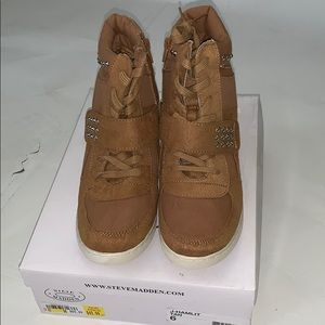 Steve Madden Shoes - Wedge sneakers for girls